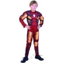 Kostým bojovník Ironman 130 - 140 cm , 9 - 12 let